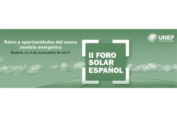 II Solar Spanish Forum: Illusion despite the worst self-consumption law in the world