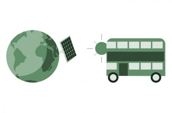 Solar panels on bus stops and other renewable stories