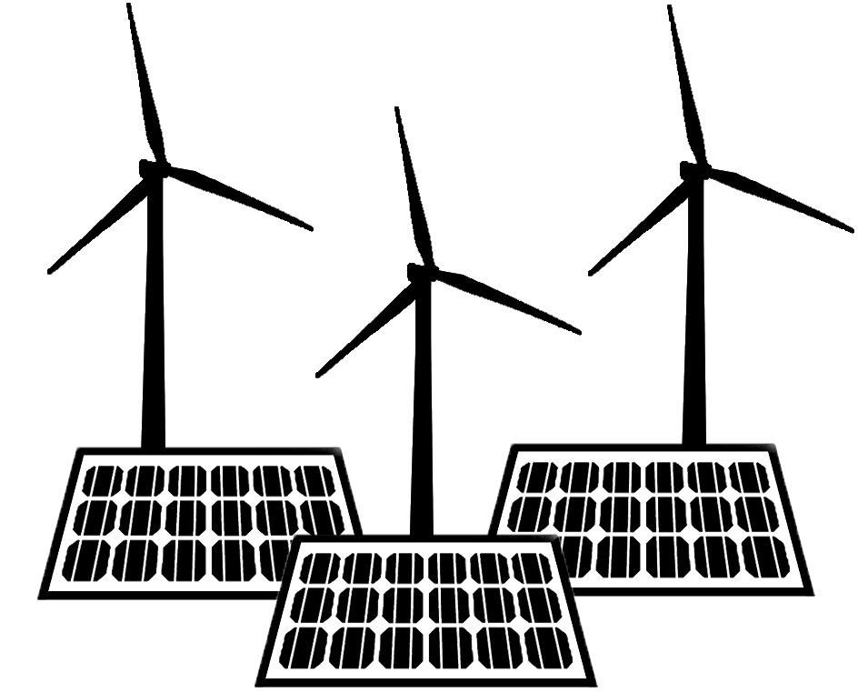solar eólica